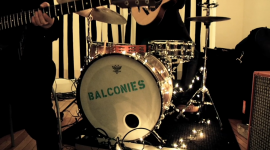 THE BALCONIES (Part 1)