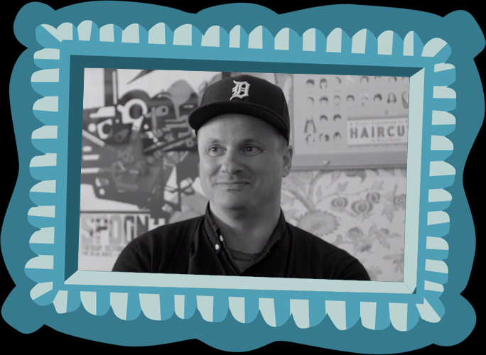Small Talk: JIM BRYSON